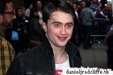 Updated(3): Daniel Radcliffe on Late Show with David Letterman