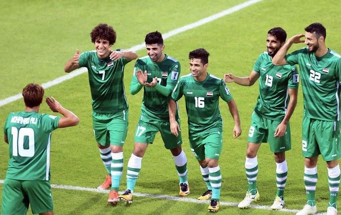 مشاهدة مباراة العراق ونيبال اليوم بث مباشر 29/05/2021 مباراة ودية