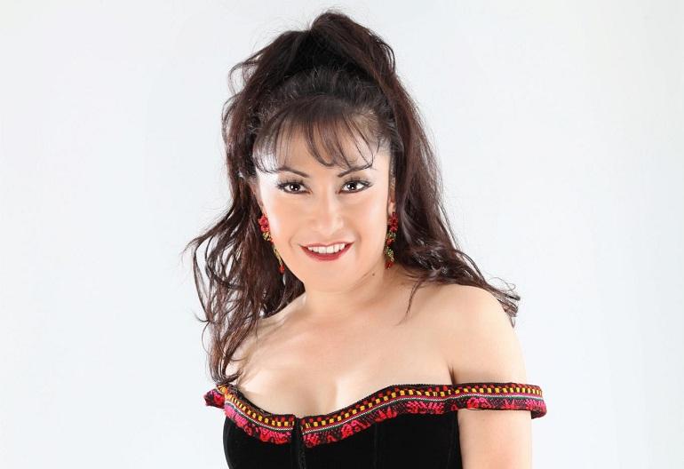 Rosario Arce la voz de la música boliviana para el mundo