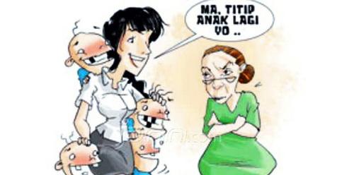 Hati-hati Bagi Yang Suka Menitipkan Anak Pada Kakek Neneknya