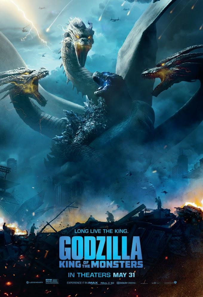 Estrenos de cine Verano 2019. Godzilla: Kings of the monsters
