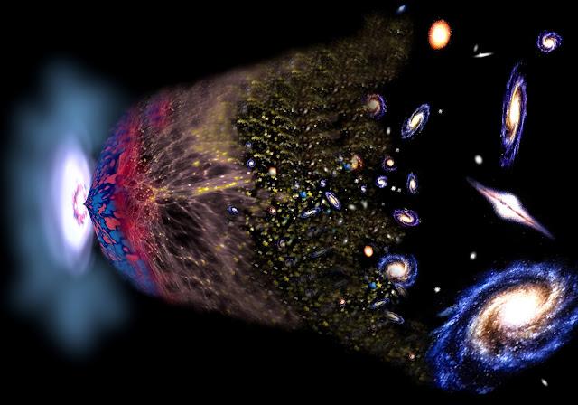 El agujero podría absorber galaxias enteras