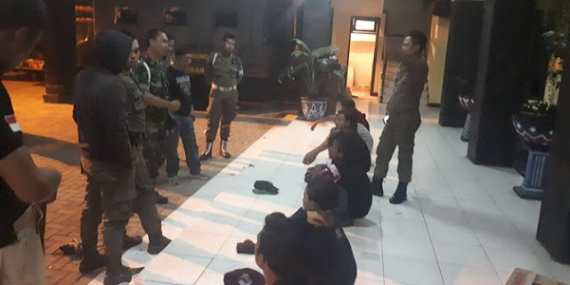6 Bocah di Tangerang palak sopir angkutan sayur, uangnya buat mabuk