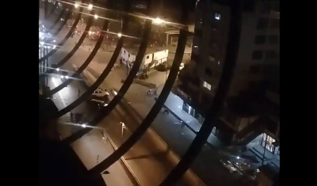 Reportan tiroteo en módulo de la GNB en Petare