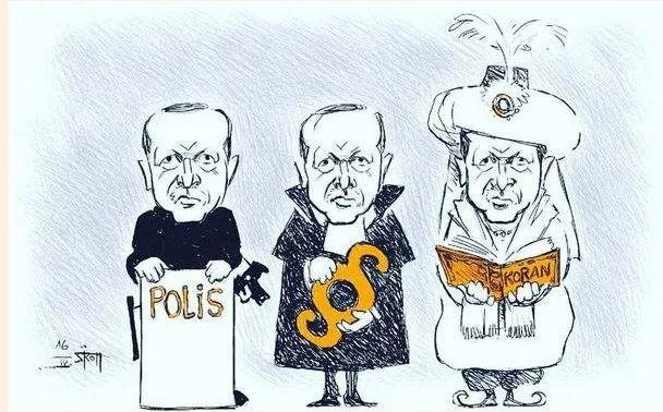 Ερντογάν: Επιτυχίες και «επιτυχίες»...