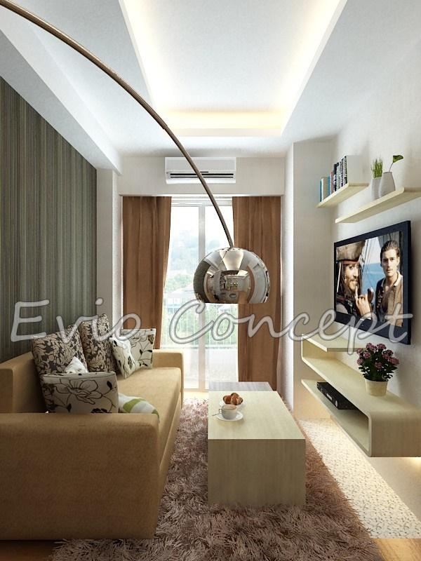 Jasa Interior Renovasi Ruang Tamu Keluarga