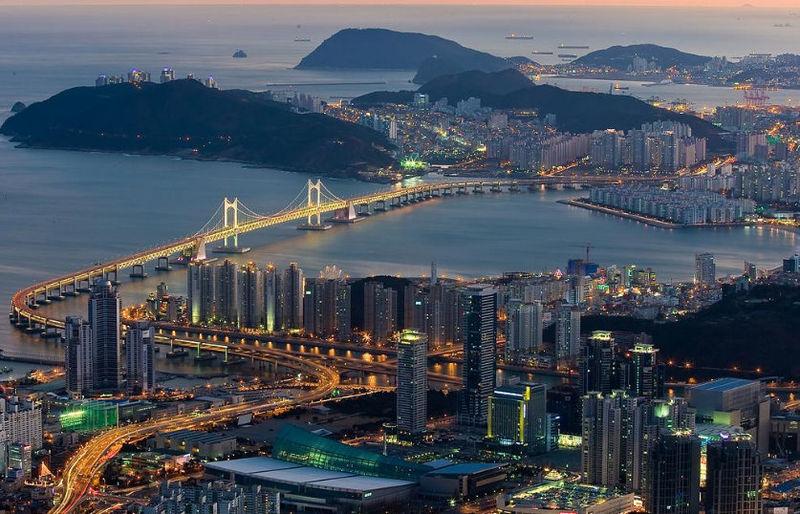 full picture: Busan South Korea