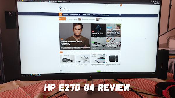 HP E27D G4 Review