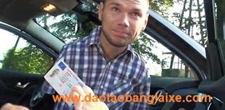 khóa học lái xe ô tô số tự động b1 cho người khuyết tật