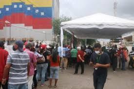 Indira Alfonzo informó que debido a la alta participación registrada, el simulacro electoral se extenderá hasta las 5:00 pm.