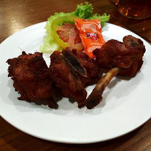 Ayam Goreng - Sop Ikan Batam Lulu Hypermarket Cakung