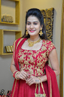 Jenny Honey in Stunning Dark Red Anarkali Dress at Splurge   Divalicious curtain raiser ~ Exclusive Celebrities Galleries 044.JPG