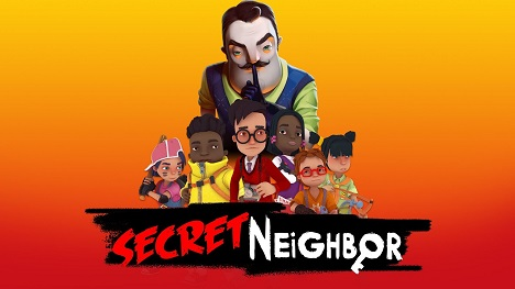 Secret Neighbor Trailer