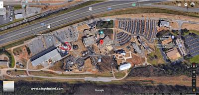 US Space and Rocket Center, Huntsville, Alabama, USA