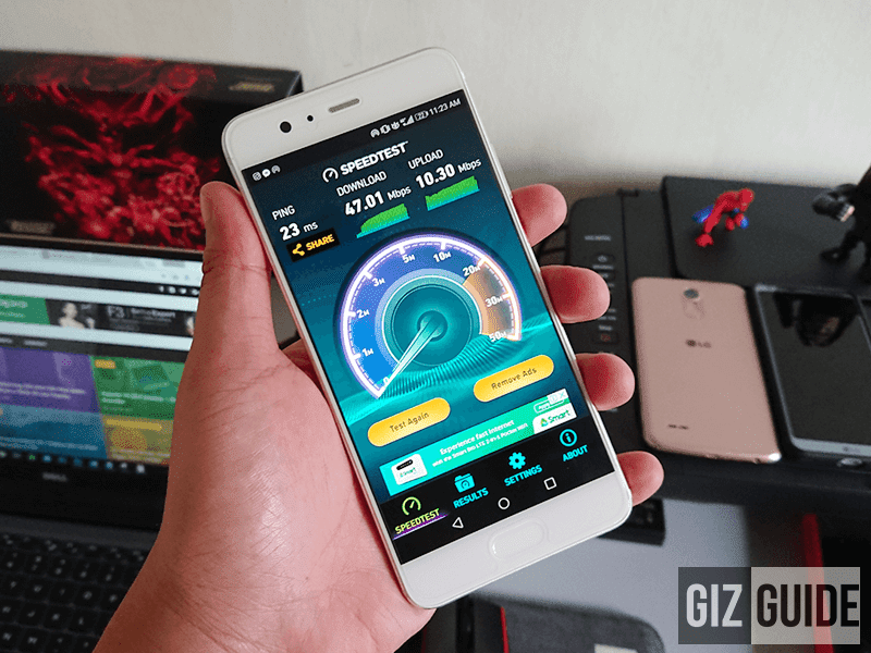 Smart's Average Metro Manila LTE Speed Is Now Better Than Ever