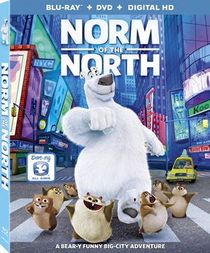 Norm of the North (2016) HD 1080p Latino