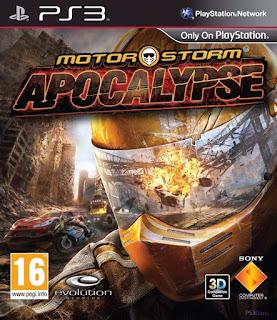 MotorStorm Apocalypse PS3 Torrent