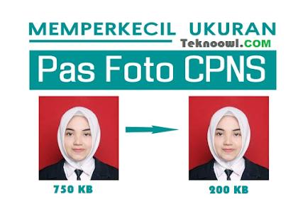 Cara mengecilkan ukuran foto menjadi 200 kb | 100 % berhasil