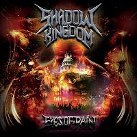 """Ο δίσκος των Shadow Kingdom """"Eyes Of Pain"""""""
