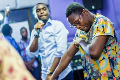 Akesse Brempong and Joe Mettle's 'Heal Our Land Virtual concert' was successful  (Video)