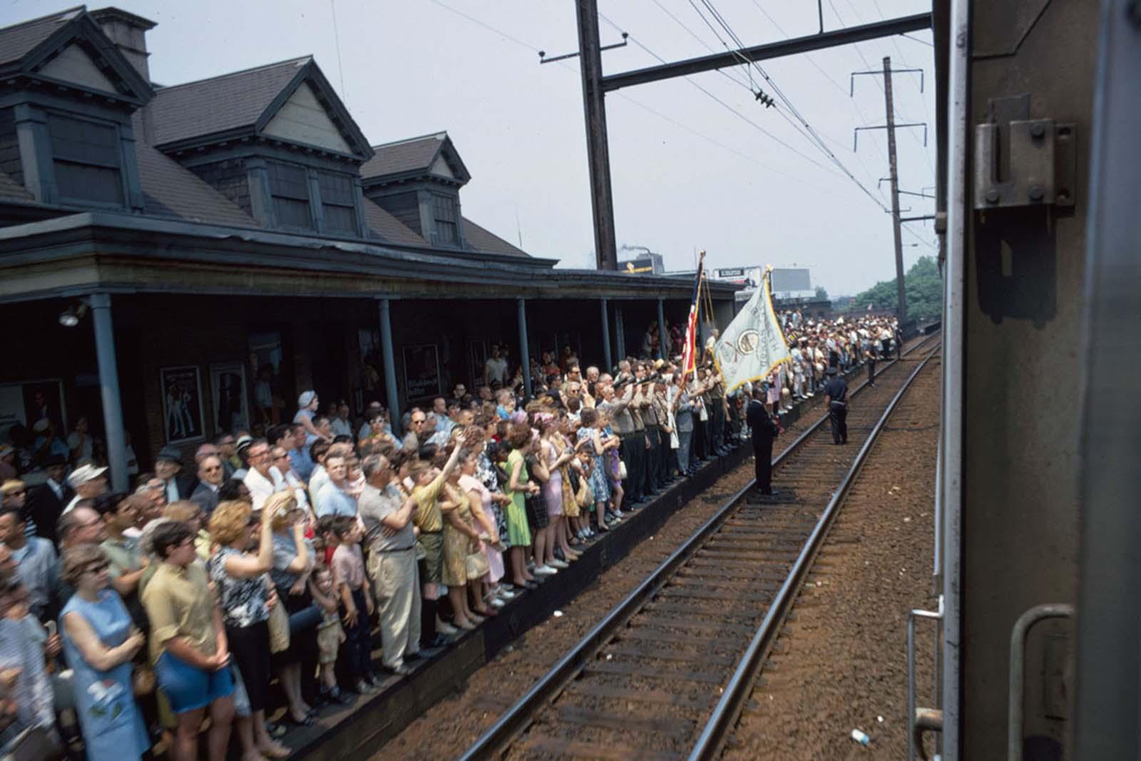 Elizabeth, New Jersey, June 8, 1968.