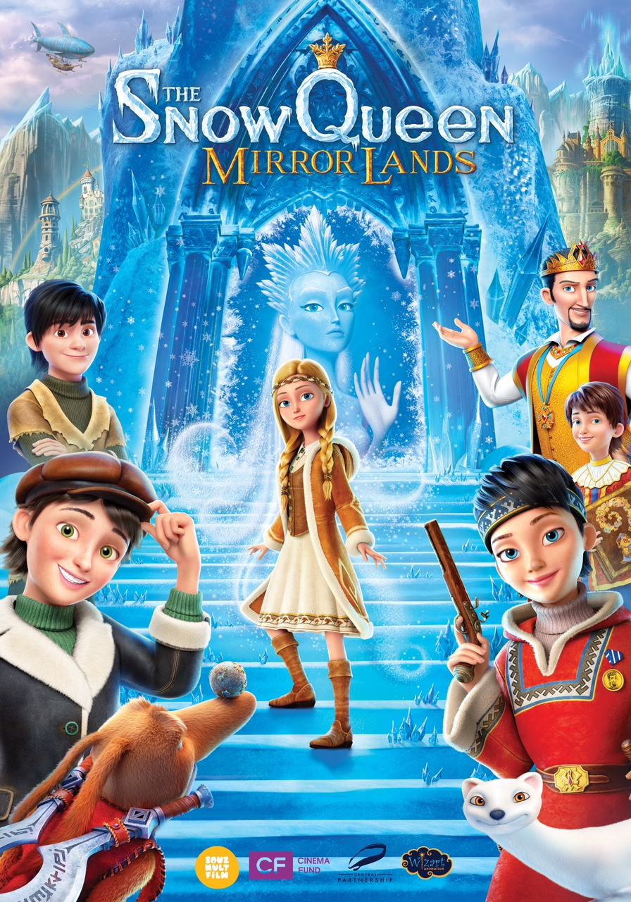 The Snow Queen: Mirrorlands (2018) Full HD 1080p Latino