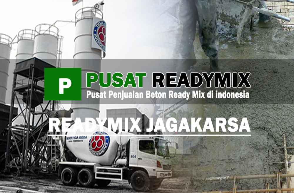 harga beton ready mix Jagakarsa
