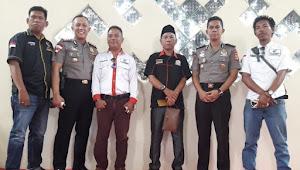 Pisah sambut Kapolres kabupaten Lampung Utara