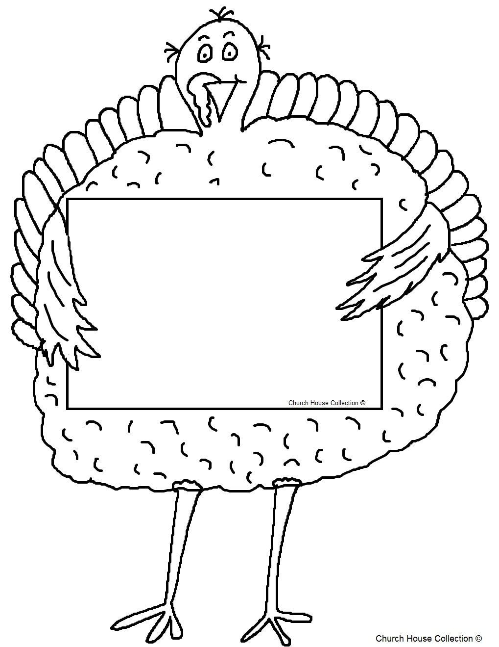 Turkey coloring pages for kids coloring pages for kids for Color page turkey