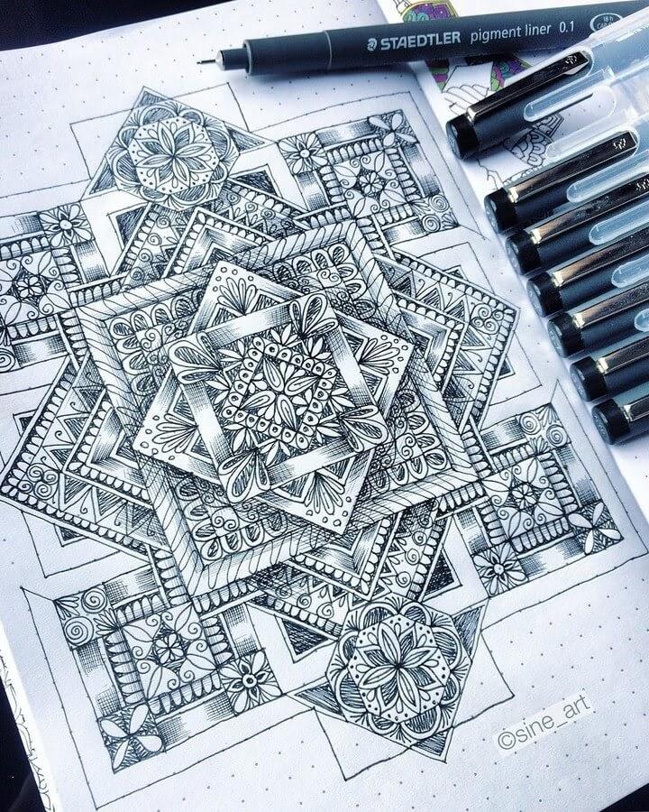 06-Sine-Hagestad-Mandala-Drawings-www-designstack-co