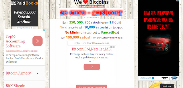 We Love Bitcoins / We Love BTC Review get free bitcoin faucet direct