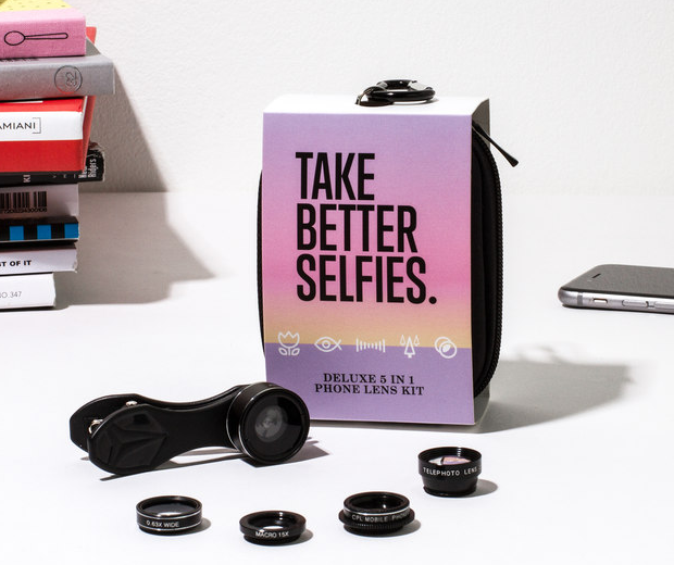Take Better Selfies Lens Kit