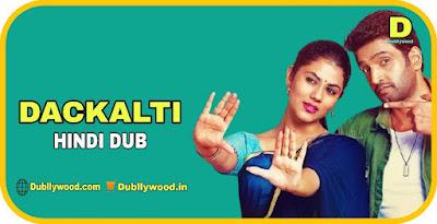 Dackalti Hindi Dubbed Movie