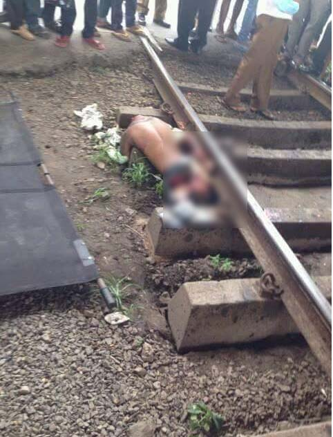 Boy, 19, killed by train accident in Gampaha