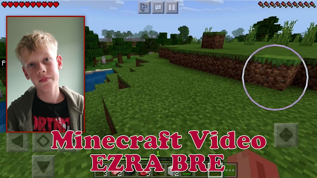 Gamevideo Minecraft Ezra Bre