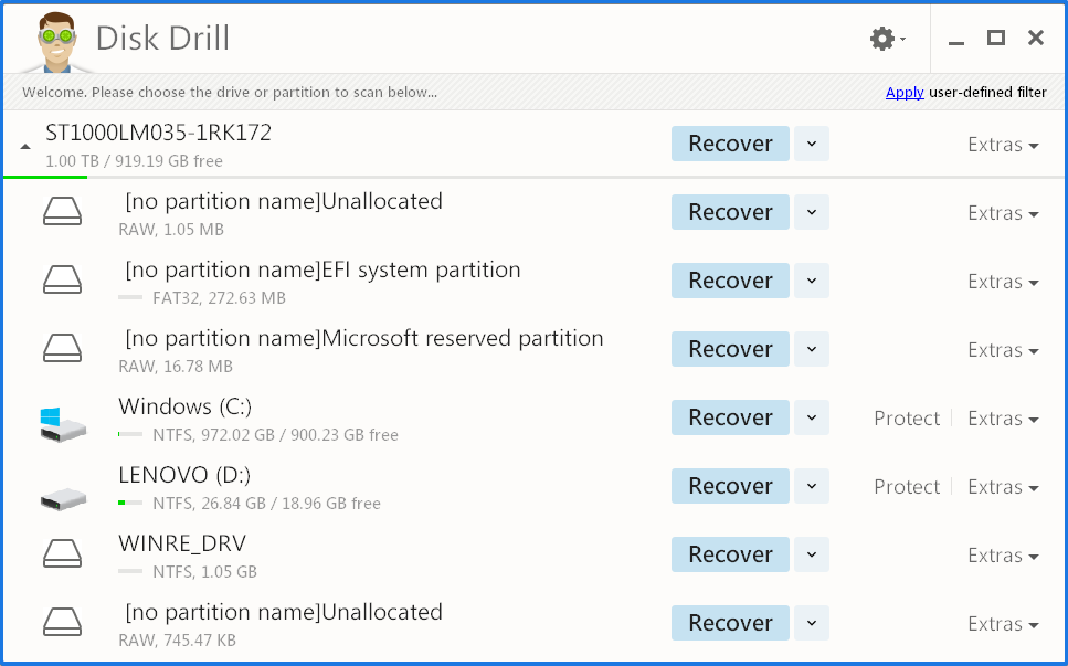 Disk Drill Free Data Recovery Software