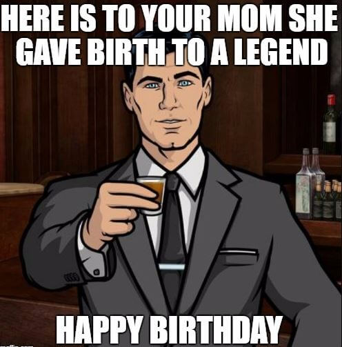75 funny happy birthday memes for friends and family 2018