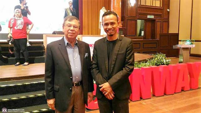 Tan Sri Datuk Sri Razman M Hashim, Sunway Resort Hotel & Spa,
