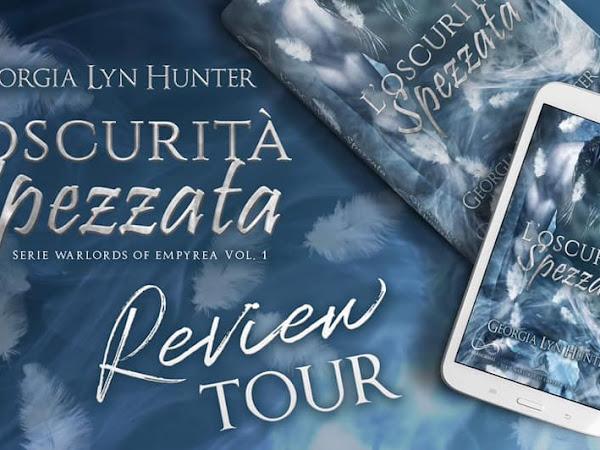 *Review TParty* L'oscurità spezzata di Georgia Lyn Hunter [Hope Edizioni]