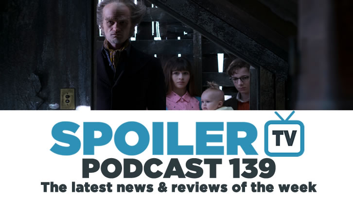 STV Podcast 139 - Golden Globes and TV Discussion