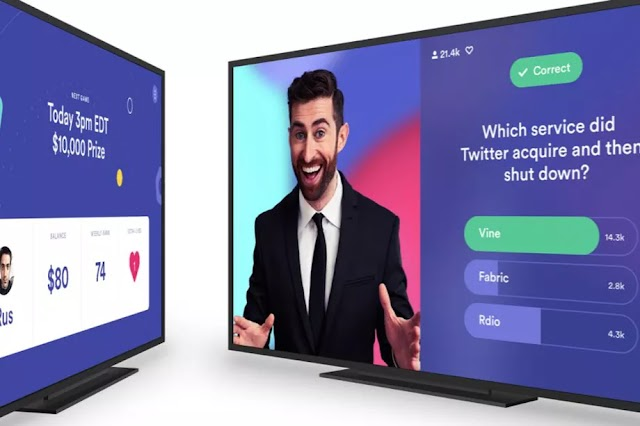 HQ physical object introduces AN Apple TV app to less with efficiency play with friends