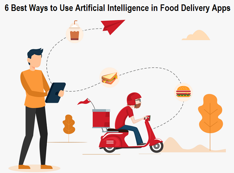 Artificial Intelligence in Food Delivery Apps