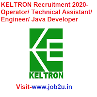 KELTRON Recruitment 2020, Operator, Technical Assistant, Engineer, Java Developer