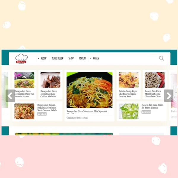 Resep Masakan Rinaresep.com Lengkap dan Praktis.