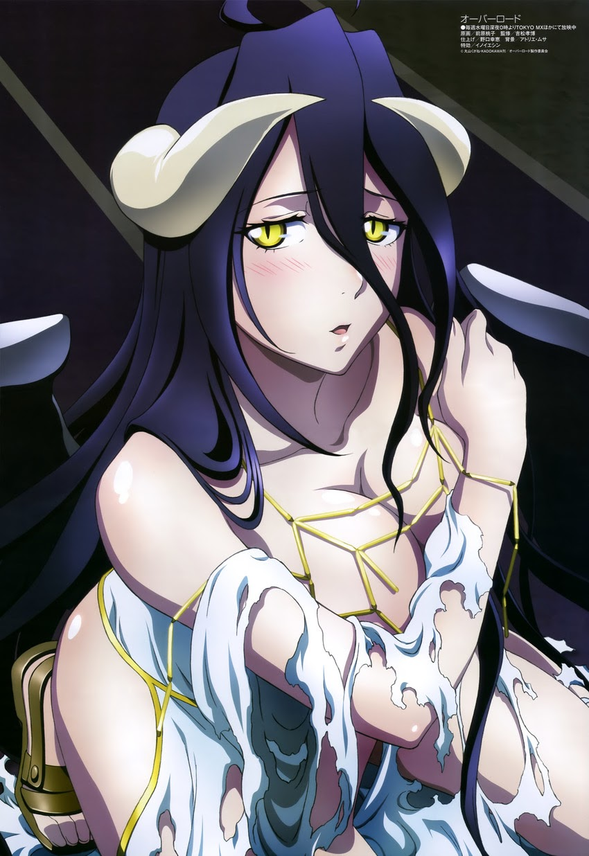 hot overlord image