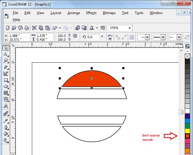 Tutorial Cara Membuat Logo Corel Draw - Blog PNS