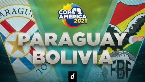 Bolivia vs. Paraguay EN VIVO: minuto a minuto por Copa América