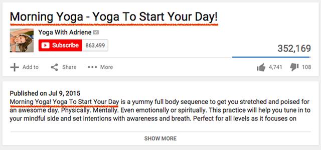 cara menampilkan video di beranda youtube