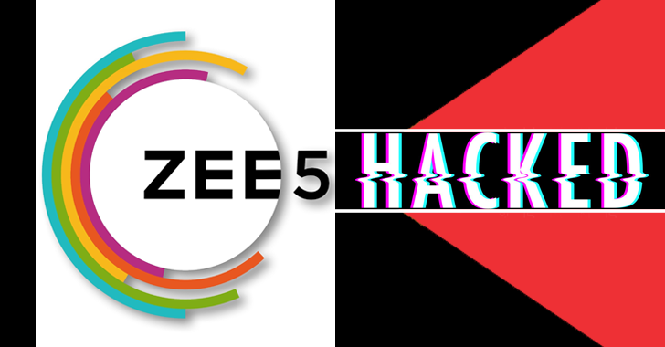 ZEE5 Hacked – Indian Video Platform Reportedly Hacked by Korean Hackers & Stolen 150GB of Data