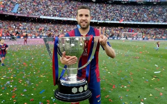 Happy 31st birthday to Barca left-back Jordi Alba!